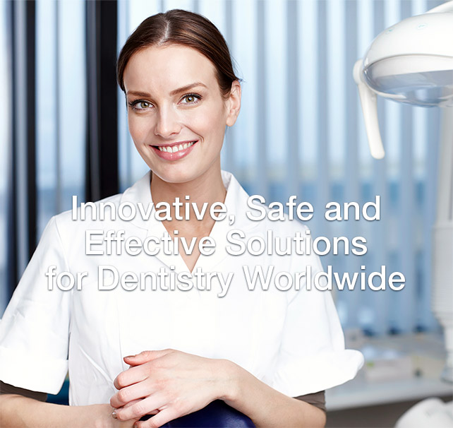 Innovative, Safe and Effective Solutions for Dentistry Worldwide (CA-FR)